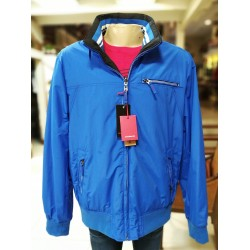 Campera Reversible CACHAREL Azul Francia