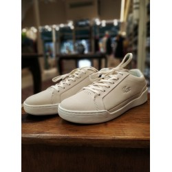 Zapatillas LACOSTE CHALLENGE Off White