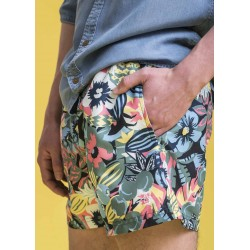 Short de baño PENGUIN JUNGLE PRINT