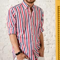 Camisa LA MARTINA RICO Rayada